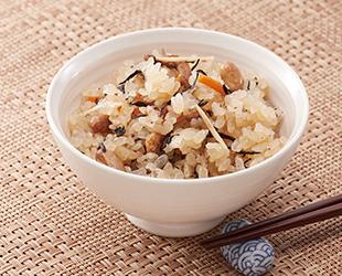 【彩食レシピグランプリ】ひじきの炊き込みご飯