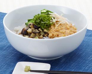 ネバネバ冷麺