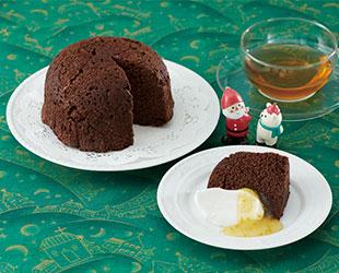 おからチョコレートケーキ