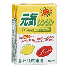 元気ジンジン レモン