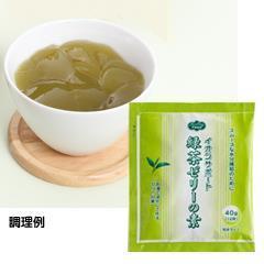 イオンサポート お茶シリーズ 緑茶ゼリーの素 40g