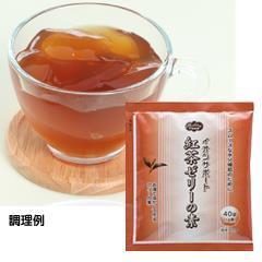 イオンサポート お茶シリーズ 紅茶ゼリーの素 40g