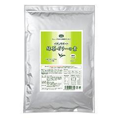 イオンサポート お茶シリーズ 緑茶ゼリーの素 1kg