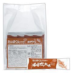 たんぱくんパウダー 味噌かつお味 6g×40