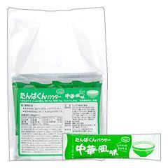 たんぱくんパウダー 中華風味 6g×40