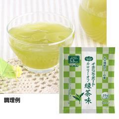 イオンサポート カロリーオフ 緑茶味 25g