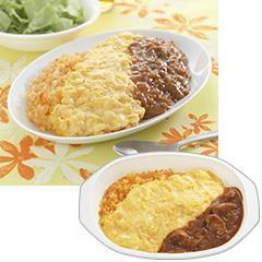 いきいき御膳シリーズ とろとろ卵のオムライス