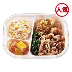 いきいき御膳mini(ミニ) 牛すき煮