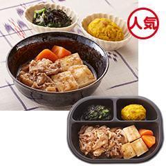ヘルシー食堂 肉豆腐