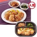 ヘルシー食堂 鶏竜田のおろしソース