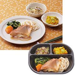 ヘルシー食堂 赤魚の生姜煮