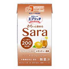 エプリッチドリンクSara(サラ) レモンティー風味