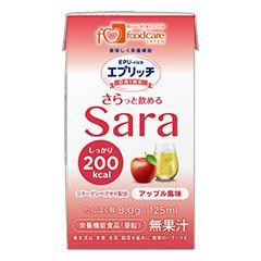 エプリッチドリンクSara(サラ) アップル風味