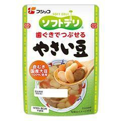 ソフトデリ 煮豆 やさい豆