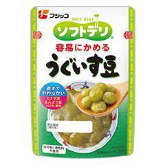 ソフトデリ 煮豆 うぐいす豆