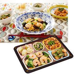 食宅便 低糖質セレクト 海老と卵の中華炒め