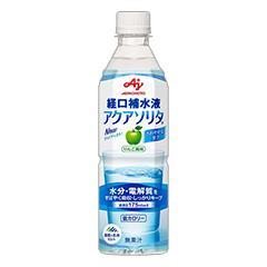 経口補水液 アクアソリタ 500ml×24