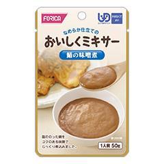 おいしくミキサー 鯖の味噌煮