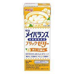 明治メイバランス ブリックゼリー 杏仁豆腐味