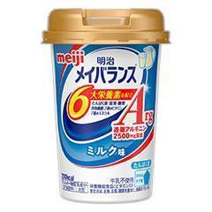 明治メイバランスArgMiniカップ ミルク味