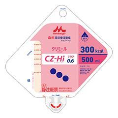 CZ-Hi(ハイ) 0.6 アセプバッグ 500ml