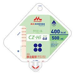 CZ-Hi(ハイ) 0.8 アセプバッグ 500ml