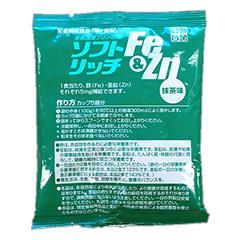 ソフトリッチFe&Zn 抹茶味