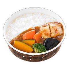 ゆめの食卓 チキンと野菜のカレー