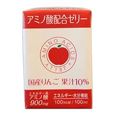 アミノ酸配合ゼリー リンゴ味