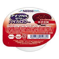 アイソカル・ゼリー ハイカロリー あずき味