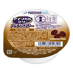 アイソカル・ゼリー ハイカロリー コーヒー味