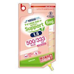 アイソカル・サポート1.5 Bag 500kcal