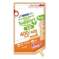 アイソカル・サポート 1.0Bag 400kcal