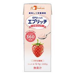 エプリッチゼリー イチゴ風味