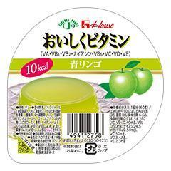おいしくビタミン 青リンゴ