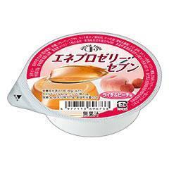 エネプロゼリー・セブン ライチ&ピーチ味