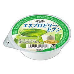 エネプロゼリー・セブン メロンソーダ味