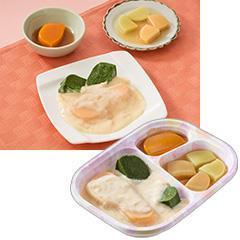 スムースグルメセットN 鮭のタルタルソース