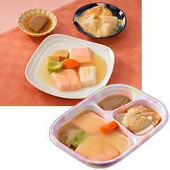 スムースグルメセットN 海鮮と野菜の中華旨煮