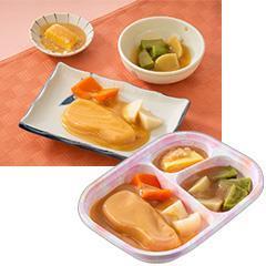 スムースグルメセットプラス 鮭の西京味噌だれ