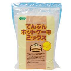 ジンゾウ先生のでんぷんホットケーキミックス