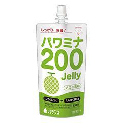 パワミナ200Jelly(ゼリー) メロン風味