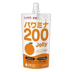 パワミナ200Jelly(ゼリー) オレンジ風味