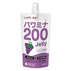 パワミナ200Jelly(ゼリー) ぶどう風味