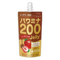パワミナ200Jelly(ゼリー) いちごチョコ風味