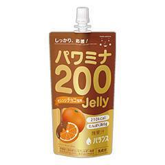 パワミナ200Jelly(ゼリー) オレンジチョコ風味