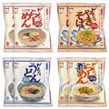 即席ノンカップ麺 全4品(各2袋)セット