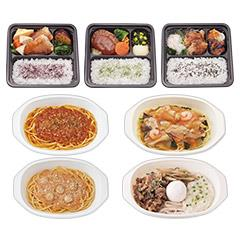 そらまめ食堂 弁当・麺セット