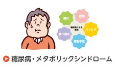 糖尿病〜メタリックシンドローム