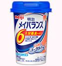 明治メイバランスMiniカップ 白桃ヨーグルト味